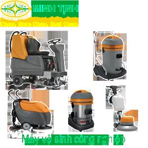 Máy vệ sinh công nghiệp Minh Tịnh, khởi nguồn của mọi thành công