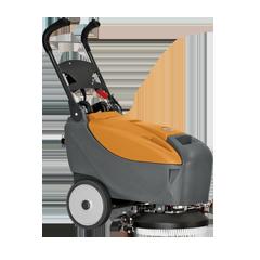 Áp lực bàn chải máy chà sàn liên hợp Grande có tác dụng gì?